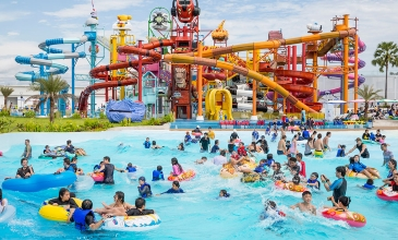 Pattaya Cartoon Network Water Park